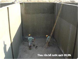 thau rửa bể nước ngầm quận dương kinh