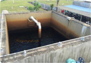 thau rửa bể nước ngầm tại huyện an dương
