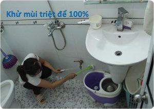 xử lý mùi hôi nhà vệ sinh tai hoàn kiếm