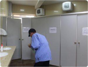 xử lý mùi hôi nhà vệ sinh tại hai bà trưng