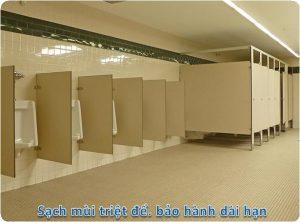 xử lý mùi hôi nhà vệ sinh tại thanh oai