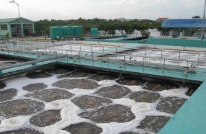 xử lý nước thải tại tiền giang